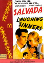 Salvada (Laughing Sinners) (1931) DescargaCineClasico.Net
