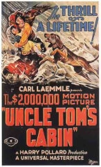 La cabaña del tío Tom (1927) Uncle Tom's Cabin Descargar y ver Online Gratis