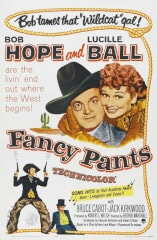 El rey del Oeste (Fancy Pants) (1950) DescargaCineClasico.Net