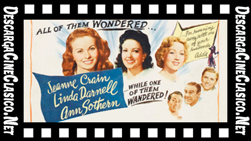 Carta a tres esposas (1949) A Letter to Three Wives