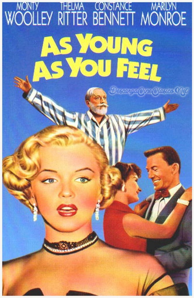 As Young as You Feel (1951) Ver Online Y Descargar Gratis