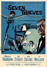 Siete ladrones (1960) Descargar y Ver Online, Gratis