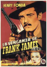 La venganza de Frank James (1940) DescargaCineClasico.Net