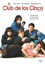 El club de los cinco (1985) The Breakfast Club Descargar y ver Online Gratis