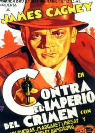 Contra el imperio del crimen (G men)(1935) DescargaCineClasico.Net