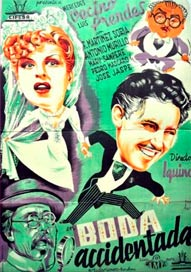 Boda accidentada (1942)Descargar y Ver Online, Gratis