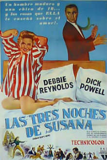 Las tres noches de Susana (1954)Descargar y Ver Online, Gratis