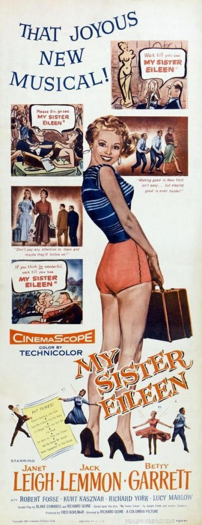 Mi hermana Elena (1955) Descargar y Ver Online, Gratis