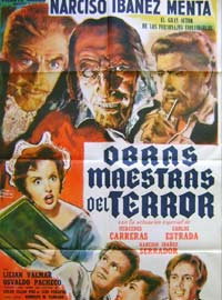 Obras maestras del terror (1960) Ver Online Y Descargar Gratis
