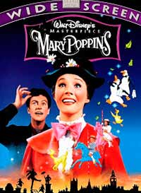 Mary Poppins (1964)Descargar y Ver Online, Gratis