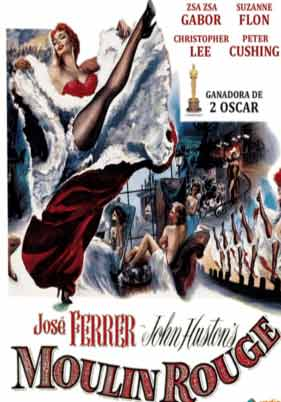 Moulin Rouge (1954) Descargar y ver Online Gratis