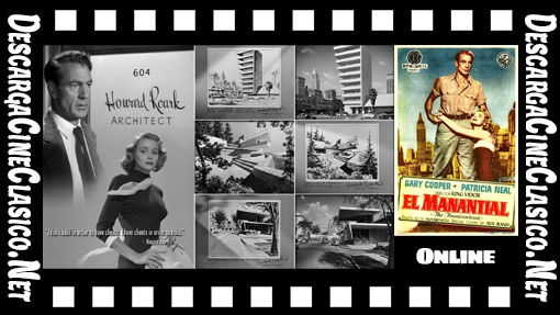 El manantial (1949) The Fountainhead