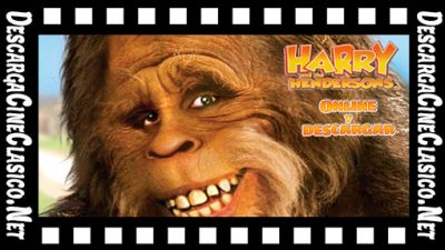 Bigfoot y los Henderson (1987) Harry and the Hendersons,