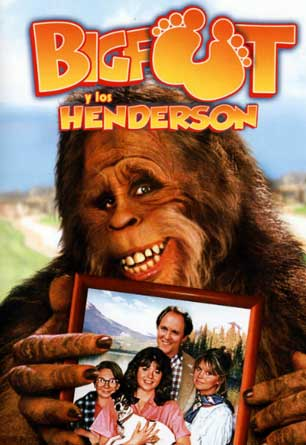 Bigfoot y los Henderson (1987) DescargaCineClasico.Net