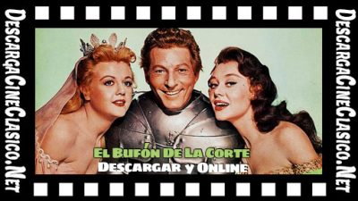 El bufon del rey (The Court Jester  - 1956)