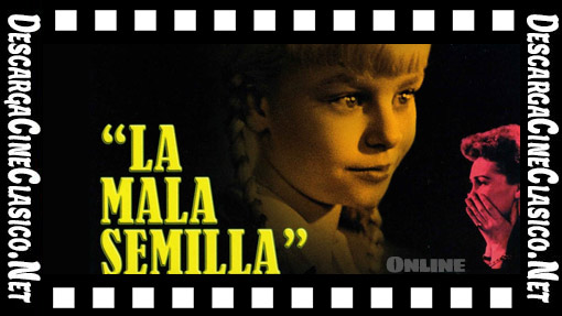 La mala semilla (1956) The Bad Seed