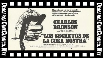 Los secretos de la Cosa Nostra (1972) The Valachi Papers (Joe Valachi - I segreti di Cosa Nostra)