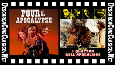 Los cuatro del apocalipsis (1975) I quattro dell'apocalisse (Four Gunmen of the Apocalypse)