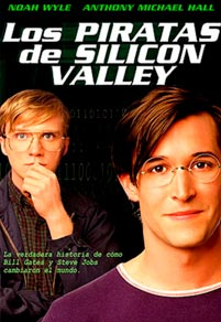 Piratas de Silicon Valley (1999) Descargar y ver Online Gratis