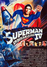 Superman IV (1987) Descargar y ver Online Gratis