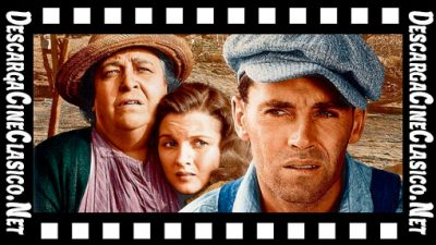 Las uvas de la ira (1940) The Grapes of Wrath