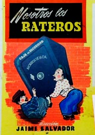 Nosotros los rateros (1949) Ver Online Y Descargar Gratis