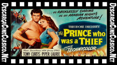 Su alteza el ladrón (1951) The Prince who was a Thief