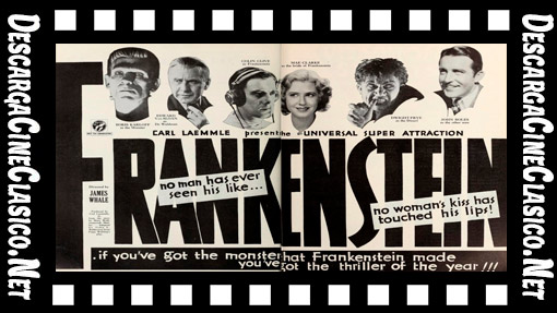 El doctor Frankenstein (1931)